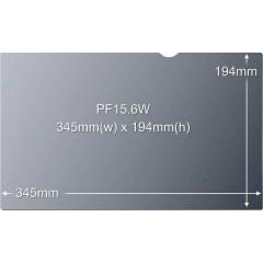 AG15.6W9 Filtro anti riflesso 39,6 cm (15,6) Formato immagine: 16:9 Adatto per: Universale