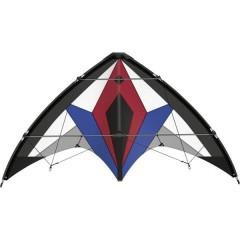 Aquilone acrobatico FLEXUS 150 GX Larghezza estensione 1500 mm Intensità del vento 4 - 7 bft