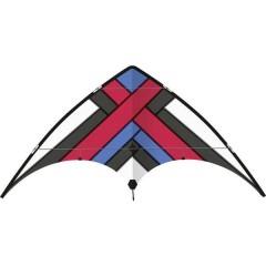 Aquilone acrobatico LOOP XERO Larghezza estensione 1600 mm Intensità del vento 4 - 6 bft