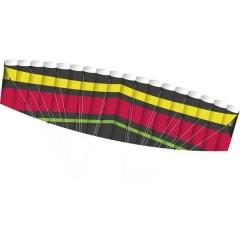 Aquilone acrobatico TORNADO 2,0 m Larghezza estensione 2000 mm Intensità del vento 4 - 7 bft