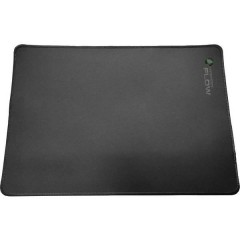 Flow Gaming mouse pad Nero (L x A x P) 400 x 280 x 2 mm