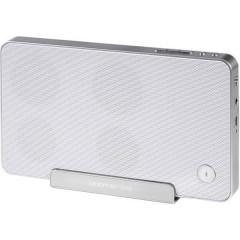 boomer live Altoparlante Bluetooth Funzione vivavoce Bianco
