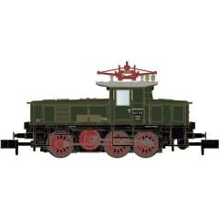 Locomotiva elettrica N Rangier BR E 63 della DB