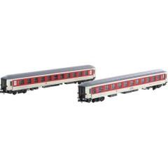 N kit 2 pz. vagone a cuccette city night line di DB AG