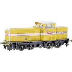 Gancio diesel H0 MAK 650D Wiebe
