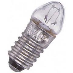 Lampadina speciale ad incandescenza Trasparente E5.5 24 V 35 mA
