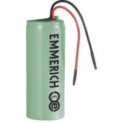 LI26650 Batteria ricaricabile speciale 26650 con cavo Li-Ion 3.7 V 4500 mAh