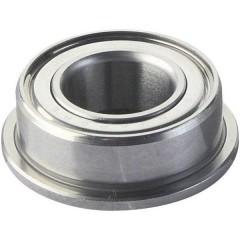 Cuscinetto radiale a sfere Acciaio al cromo Diam int: 5 mm Diam. est.: 8 mm Giri (max): 53000 giri/min