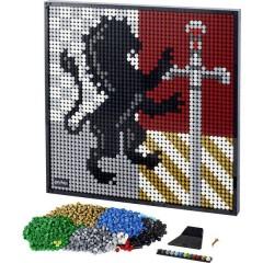 LEGO® ART ™ Hoggwars™ stemmi di Hoggwars