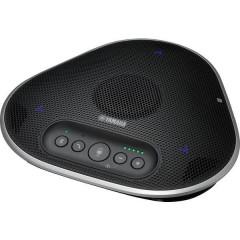 YVC-330 Altoparlante per teleconferenza Mini USB-B, Bluetooth, NFC Print™, Audio-Line-in, Audio-Line-out Nero