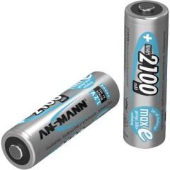 maxE HR06 Batteria ricaricabile Stilo (AA) NiMH 2100 mAh 1.2 V 1 pz.