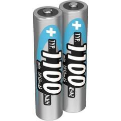 HR03 Batteria ricaricabile Ministilo (AAA) NiMH 1050 mAh 1.2 V 2 pz.