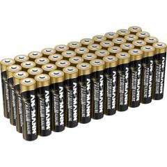 Batteria Ministilo (AAA) Alcalina/manganese 1.5 V 44 pz.