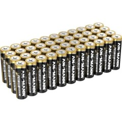 LR06 Batteria Stilo (AA) Alcalina/manganese 1.5 V 44 pz.