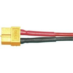 Batteria ricaricabile Cavo [1x Presa XT60 - 1x Estremità aperta] 10.00 cm 4.0 mm²