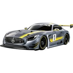 TT-02 Mercedes-AMG GT3 Brushed 1:10 Automodello Elettrica Auto stradale 4WD In kit da costruire