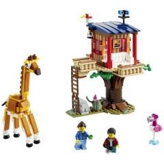LEGO® CREATOR Casa degli alberi da Safari