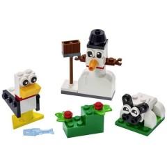 LEGO® CREATOR Kit creativo con pietre bianche