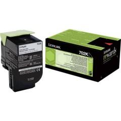 Toner 702K CS310 CS410 CS510 Originale Nero 1000 pagine
