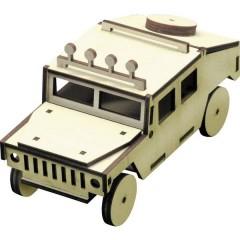 Auto Hummer Hummer in legno