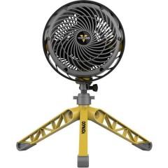 Heavy Duty EXO5 Ventilatore a piantana 37.2 W Giallo, Grigio