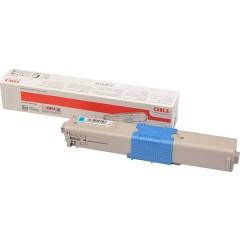 Cassetta Toner Ciano 1500 pagine Toner Originale C332 MC363