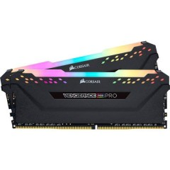 Kit memoria PC Vengeance® RGB PRO 16 GB 2 x 8 GB RAM DDR4 2933 MHz CL16 18-18-36