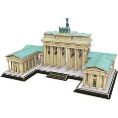 Puzzle 3D Porta di Amburgo 30th Anniversary