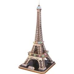 Puzzle 3D Torre Eiffel edizione LED
