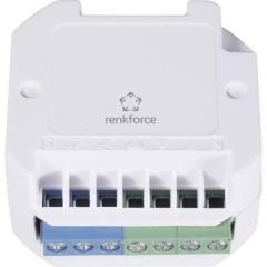 RS2W senza fili Attuatore per tapparelle Da incasso 1 canale Potenza di commutazione (max) 500 W Raggio di azione Max.