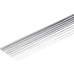 Filo di acciaio armonico 1000 mm 5.0 mm 1 pz.