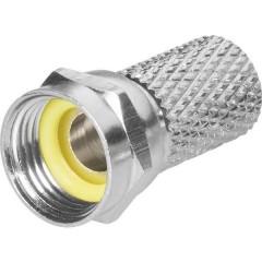 Spina F con O-ring Diametro cavo: 6.8 mm