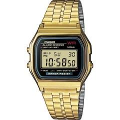 Orologio da polso Quarzo (L x L x A) 36.8 x 32.2 x 8.2 mm Oro Materiale cassa=resina Materiale