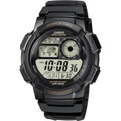 Orologio da polso Quarzo (L x L x A) 48.1 x 43.7 x 13.7 mm Nero Materiale cassa=resina Materiale