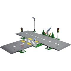LEGO® CITY Incrocio stradale con semafori