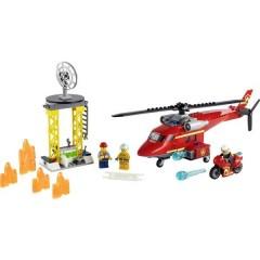 LEGO® CITY Elicottero antincendio