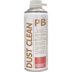DUST CLEAN PB Spray a pressione infiammabile, incl. Testa spruzzo, incl. tubi di spruzzo 400 ml