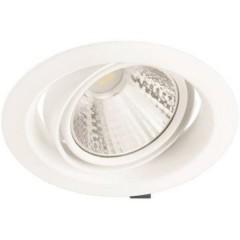 Lampada LED da incasso 5 W Bianco caldo Bianco