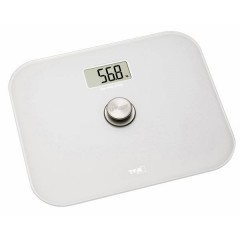 ECO STEP Bilancia pesapersone digitale Portata max.=150 kg Bianco