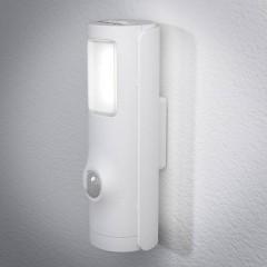 NIGHTLUX® Torch L Luce notturna LED con sensore di movimento LED (monocolore) Bianco freddo