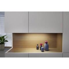 Cabinet LED Panel L Lampada LED sottopensile 14 W Bianco caldo