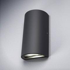 ENDURA® STYLE UPDOWN L Lampada da parete per esterni a LED 11.5 W Bianco caldo Grigio scuro