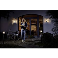 ENDURA® CLASSIC POST L Lampada da terra per esterni E27