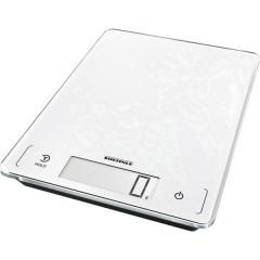 KWD Page Profi 300 Bilancia da cucina digitale Portata max.=20 kg Argento