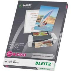 Pellicola per plastificazione DIN A4 125 micron lucida 100 pz.