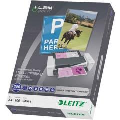Pellicola per plastificazione DIN A4 250 micron lucida 100 pz.