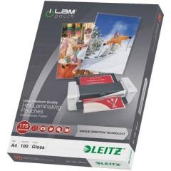 Pellicola per plastificazione DIN A4 175 micron lucida 100 pz.