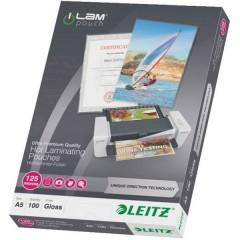 Pellicola per plastificazione DIN A5 125 micron lucida 100 pz.