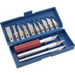 Kit taglierino di precisione con kit accessori