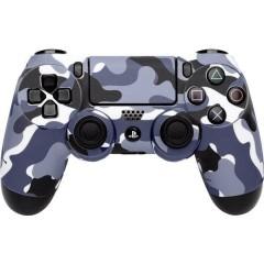 Controller Skin Camo Grey Cover PS4